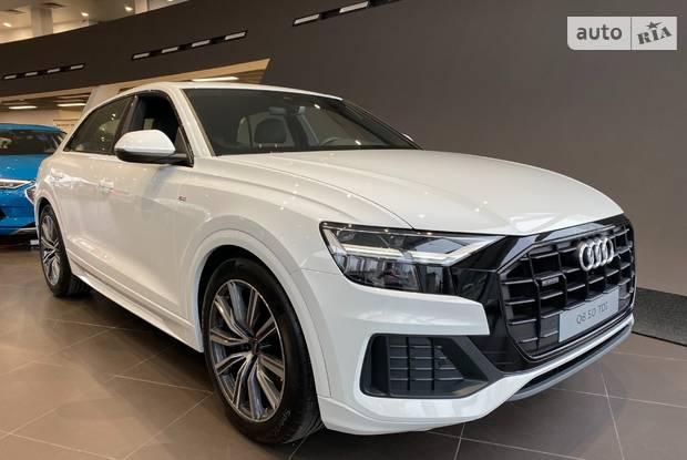 Audi Q8 S-Line
