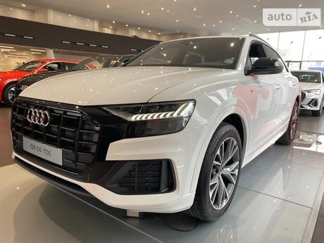 Audi Q8 2020