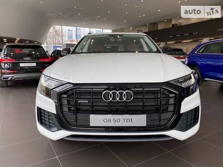 Audi Q8 2021
