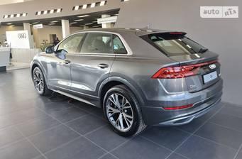 Audi Q8 2021 S-Line