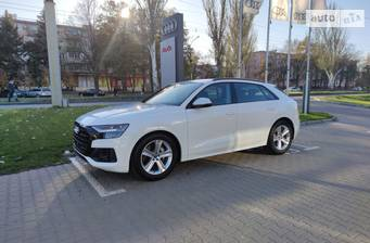 Audi Q8 2021 Basis