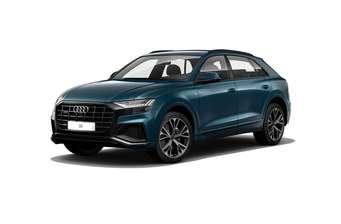 Audi Q8 2021 в Запорожье