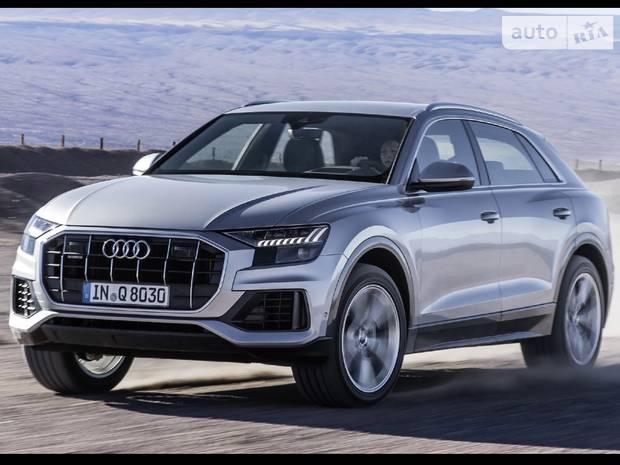 Autoria новое авто ауди ку8 Audi Q8 50 Tdi Mhev Tip Tronic