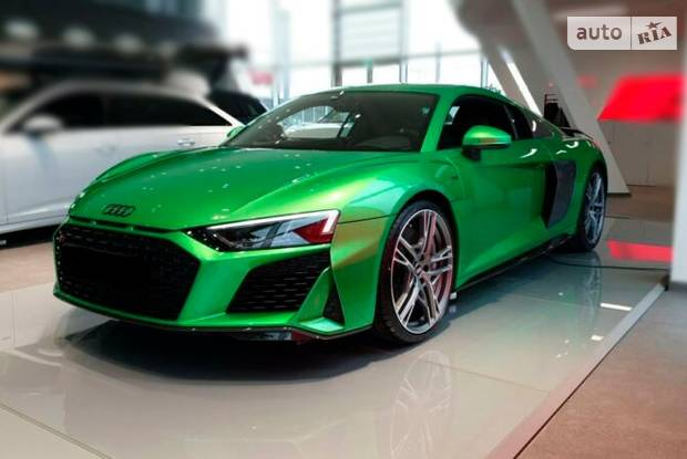 Audi R8 Basis