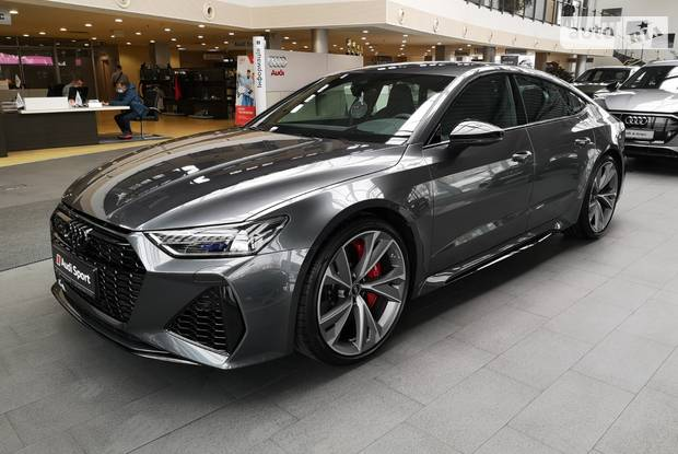 Audi RS7 S-Line