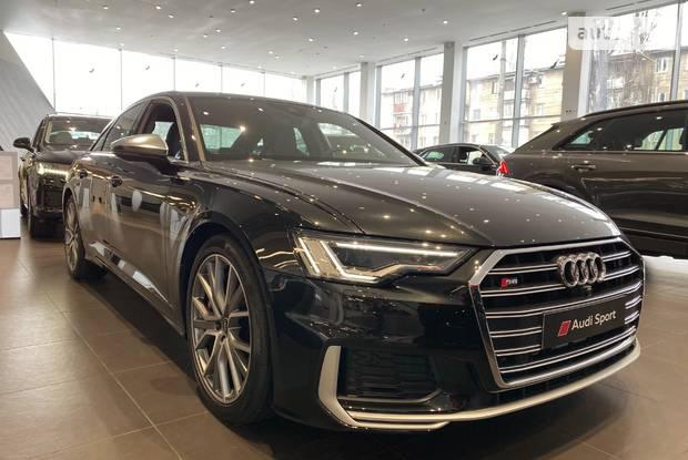 Audi S6 Basis