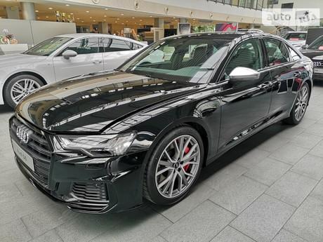 Audi S6 2021