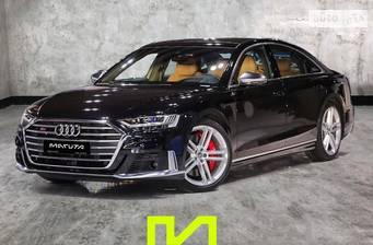 Audi S8 4.0 TFSI Tip-tronic (605 л.с.) Quattro  2020