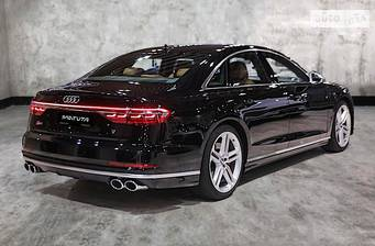 Audi S8 2020 Plus