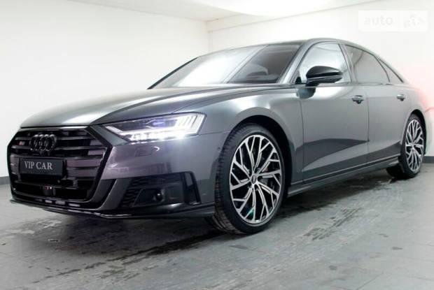 Audi S8 Basis