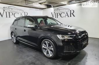 Audi SQ7 2021 Basis