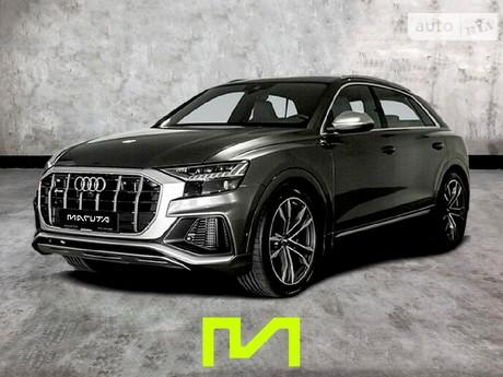 Audi SQ8 2020