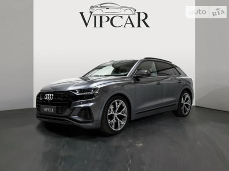 Audi SQ8 2021