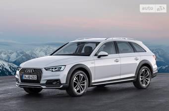 Audi A4 Allroad 2.0 TDI S-tronic (190 л.с.) Quattro 2018