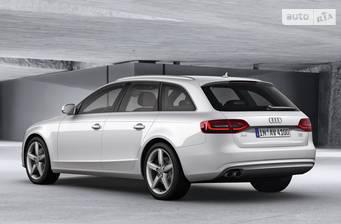 Audi A4 2.0 TFSI АТ (225 л.с.) quattro 2018