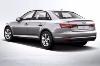 Audi A4 1.4 TFSI S-tronic (150 л.с.) 2019