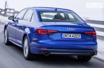 Audi A4 2.0 TFSI S-tronic (252 л.с.) 2018