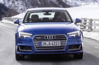 Audi A4 2.0 TFSI S-tronic (252 л.с.) Quattro 2018