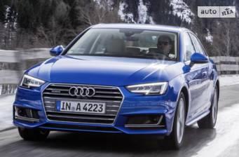 Audi A4 2.0 TFSI S-tronic (190 л.с.) 2018