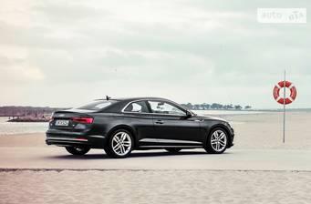 Audi A5 New 2.0 TFSI S-tronic (252 л.с.) Quattro  2018