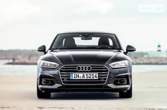 Audi A5 New 2.0 TFSI S-tronic (252 л.с.) Quattro  2019