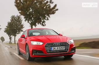 Audi A5 New 2.0 TFSI S-tronic (190 л.с.)  2019