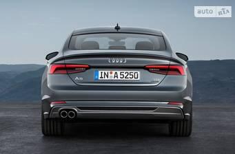 Audi A5 New 2.0 TFSI S-tronic (190 л.с.)  2018