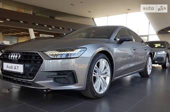 Audi A7 55 TFSI S-tronic (340 л.с.) Quattro 2018