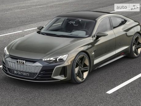 Audi e-tron GT 2020
