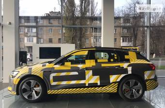 Audi e-tron 2019 S-Line