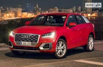 Audi Q2 1.4 TFSI S-tronic (150 л.с.) 2019