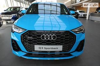 Audi Q3 Sportback 40 TFSI S-tronic (190 л.с.) Quattro 2020