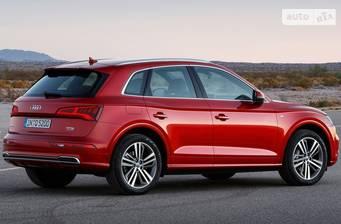 Audi Q5 New 2.0 TFSI S-tronic (252 л.с.) Quattro  2018