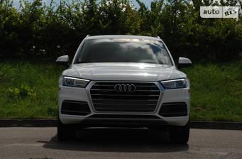 Audi Q5 2.0 TFSI S-tronic (252 л.с.) Quattro  2018