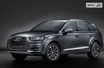 Audi Q7 3.0 TFSI АТ (333 л.с.) quattro 2019