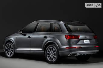 Audi Q7 3.0 TFSI АТ (272 л.с.)  quattro 2018