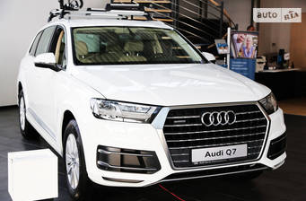 Audi Q7 2.0 TFSI Tip-tronic (253 л.с.) Quattro 2018