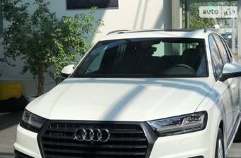 Audi Q7 3.0 TDI АТ (245 л.с.)  quattro 2018