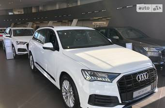 Audi Q7 50TDI Tip-tronic (286 л.с.) Quattro 2020