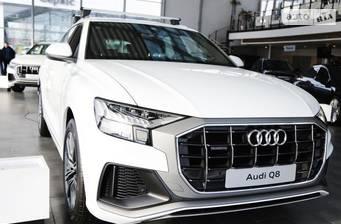 Audi Q8 55 TFSI Tip-tronic (340 л.с.) Quattro 2018