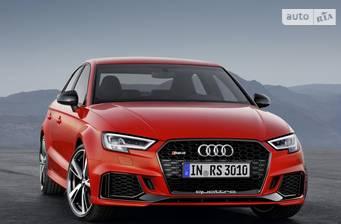 Audi RS3 2.5 TFSI S-tronic (400 л.с.) Quattro 2019
