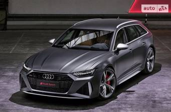 Audi RS6 4.0 TFSI S-tronic (605 л.с.)  Quattro 2020