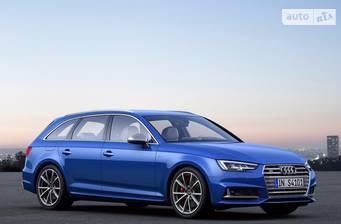 Audi S4 3.0 TFSI Tip-tronic (354 л.с.) Quattro  2018