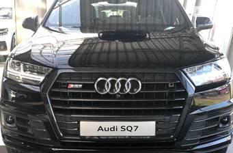 Audi SQ7 4.0 TDI Tip-tronic (435 л.с.) Quattro  2017