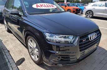 Audi SQ7 4.0 TDI Tip-tronic (435 л.с.) Quattro  2019