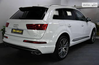 Audi SQ7 2017