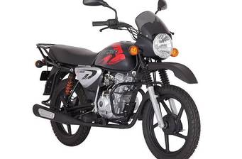 Bajaj Boxer 125X Cross 2020