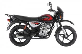 Bajaj Boxer 2019 base