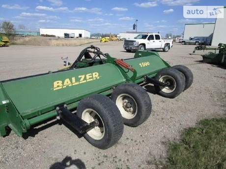 Balzer 1200 2020