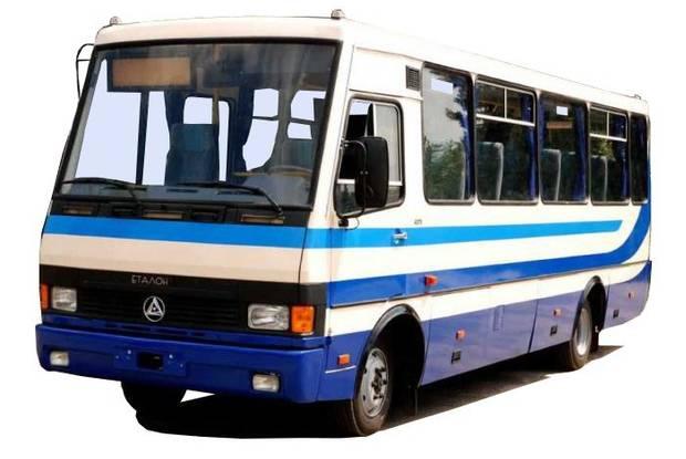БАЗ А 079 Эталон 1 покоління (3 рестайлінг) Пригородный